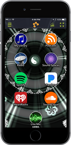 Tunr All-in-One Visual Music Player